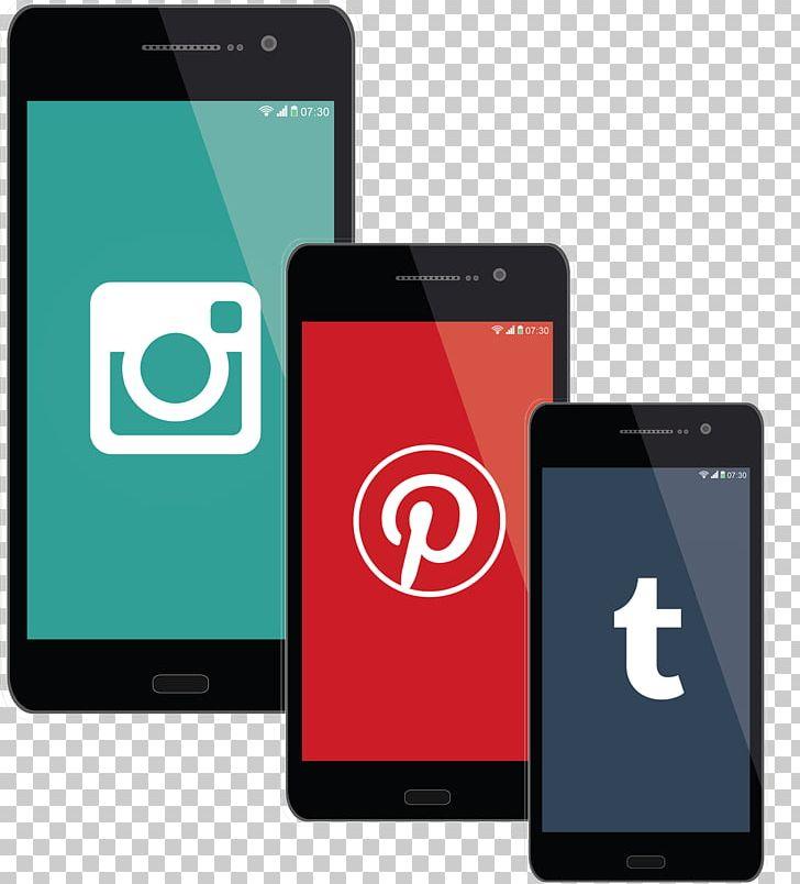 Feature Phone Smartphone Social Network Redes Sociales En.