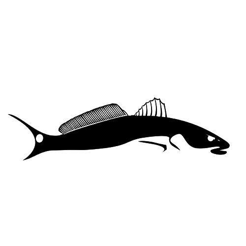 Redfish Clipart.