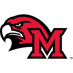 Miami (Ohio) Redhawks Primary Logo.