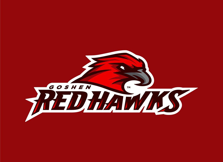 Goshen RedHawks on Behance.
