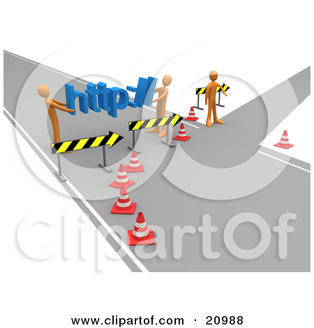 Redirect clipart #10