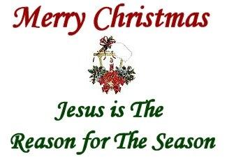 Merry Christmas Jesus Clipart.