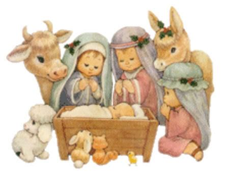 Rediscovering christmas clipart.