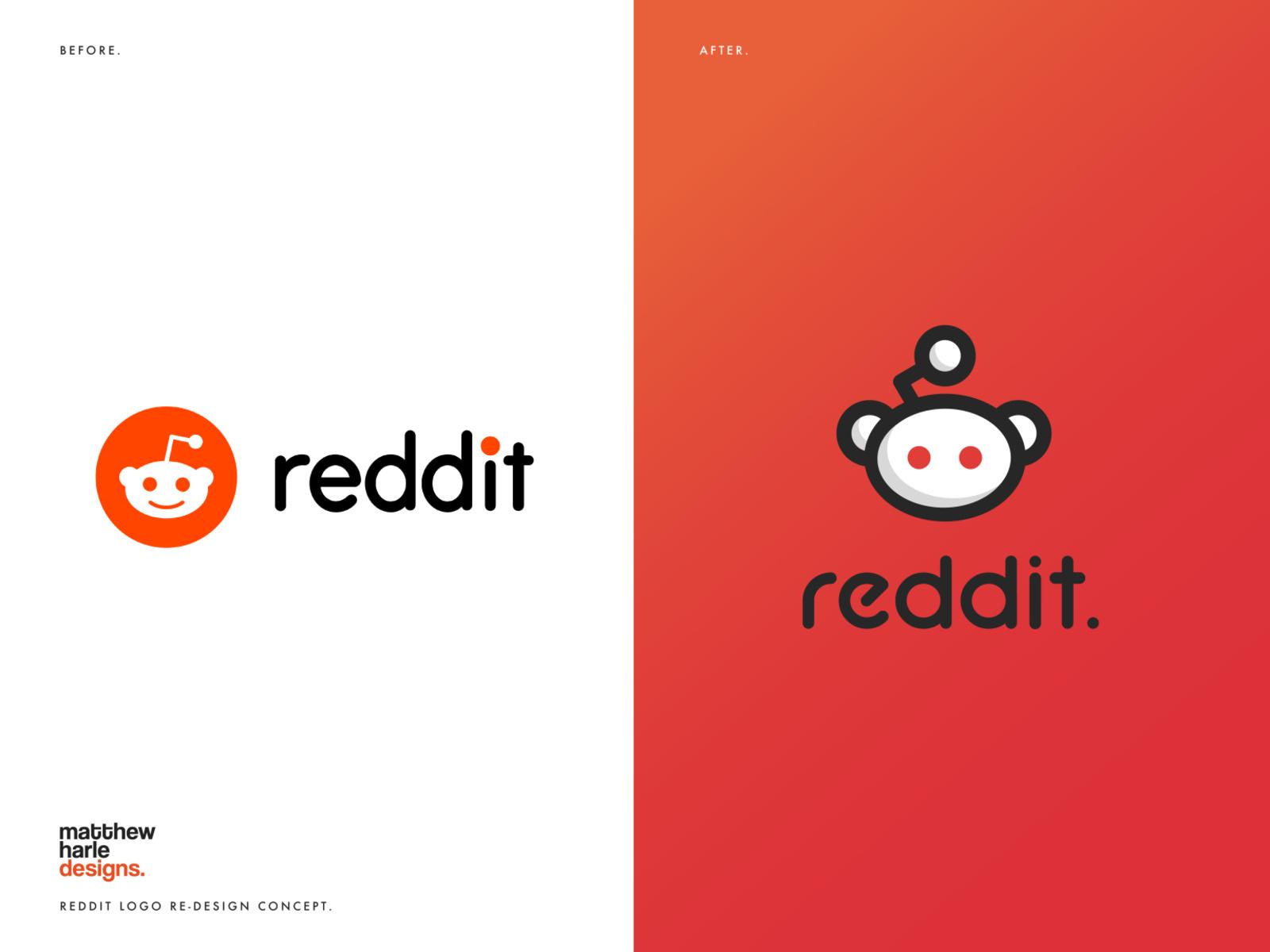 Reddit Logo Re.