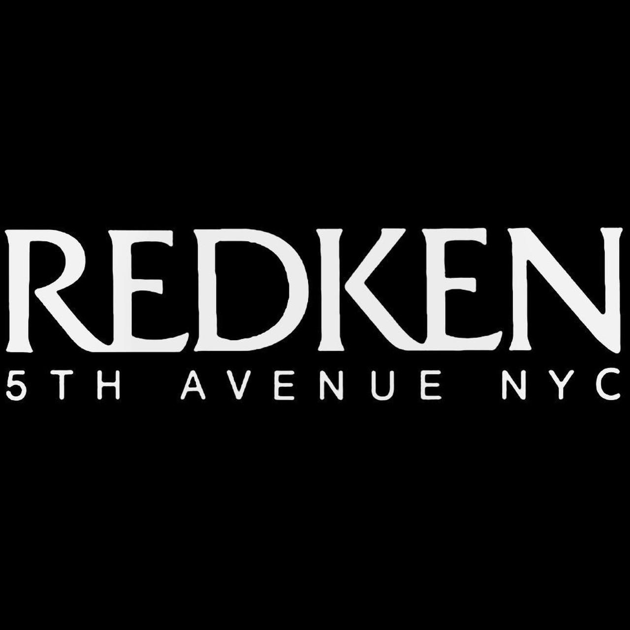 Redken Logo Decal Sticker.