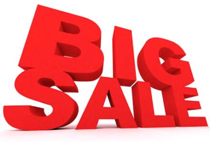 Online Garage Sale.