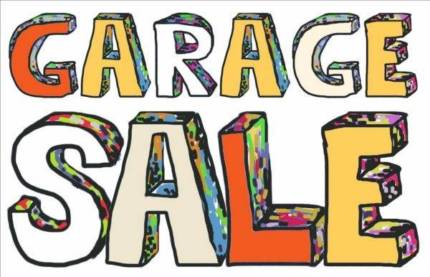 Garage Sale in Redland Bay 11.3.17.