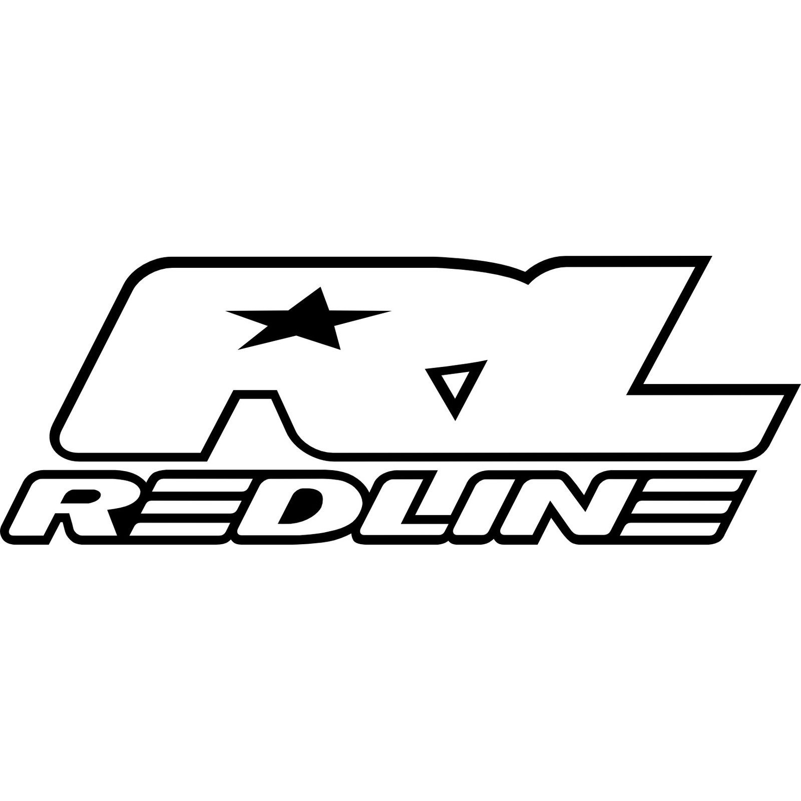 Redline Logo Car/Van/Window Decal.