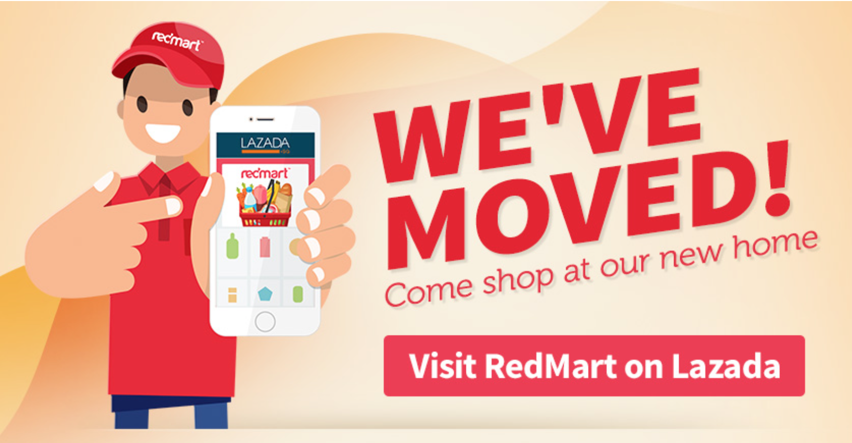 Goodbye, RedMart; Hello Lazada: Product decisions in M&A.