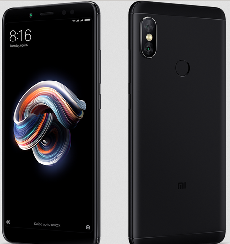 Redmi Note 5 Pro, Mobile Phone & Accessories.