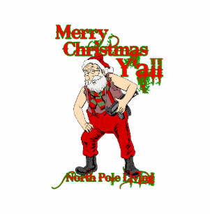 Merry Redneck Christmas Gifts on Zazzle.