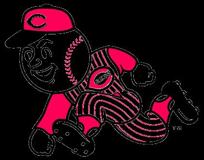 Cincinnati Reds Logo Clipart.