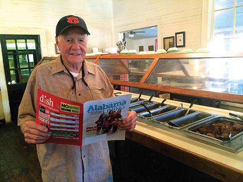 Worth the Drive: Red's Little Schoolhouse.