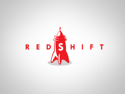 RedShift Logo by Michael Pons on Dribbble.