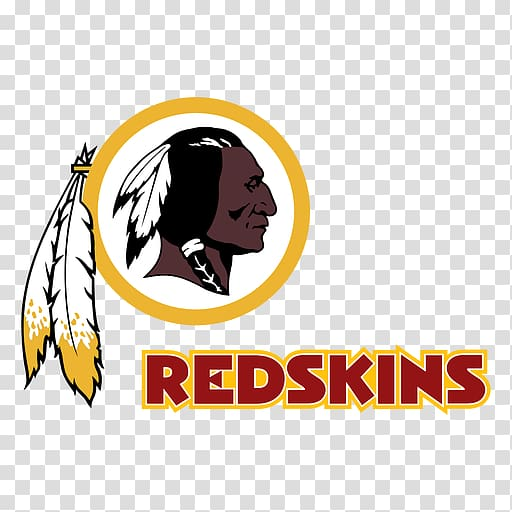 Washington Redskins logo, Washington Redskins name.