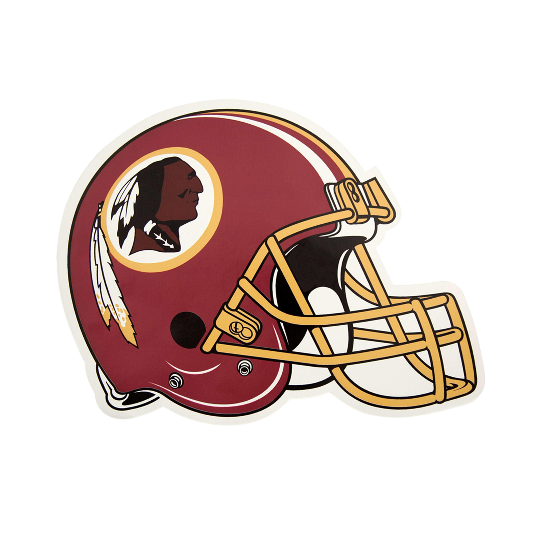 Washington Redskins: Helmet.