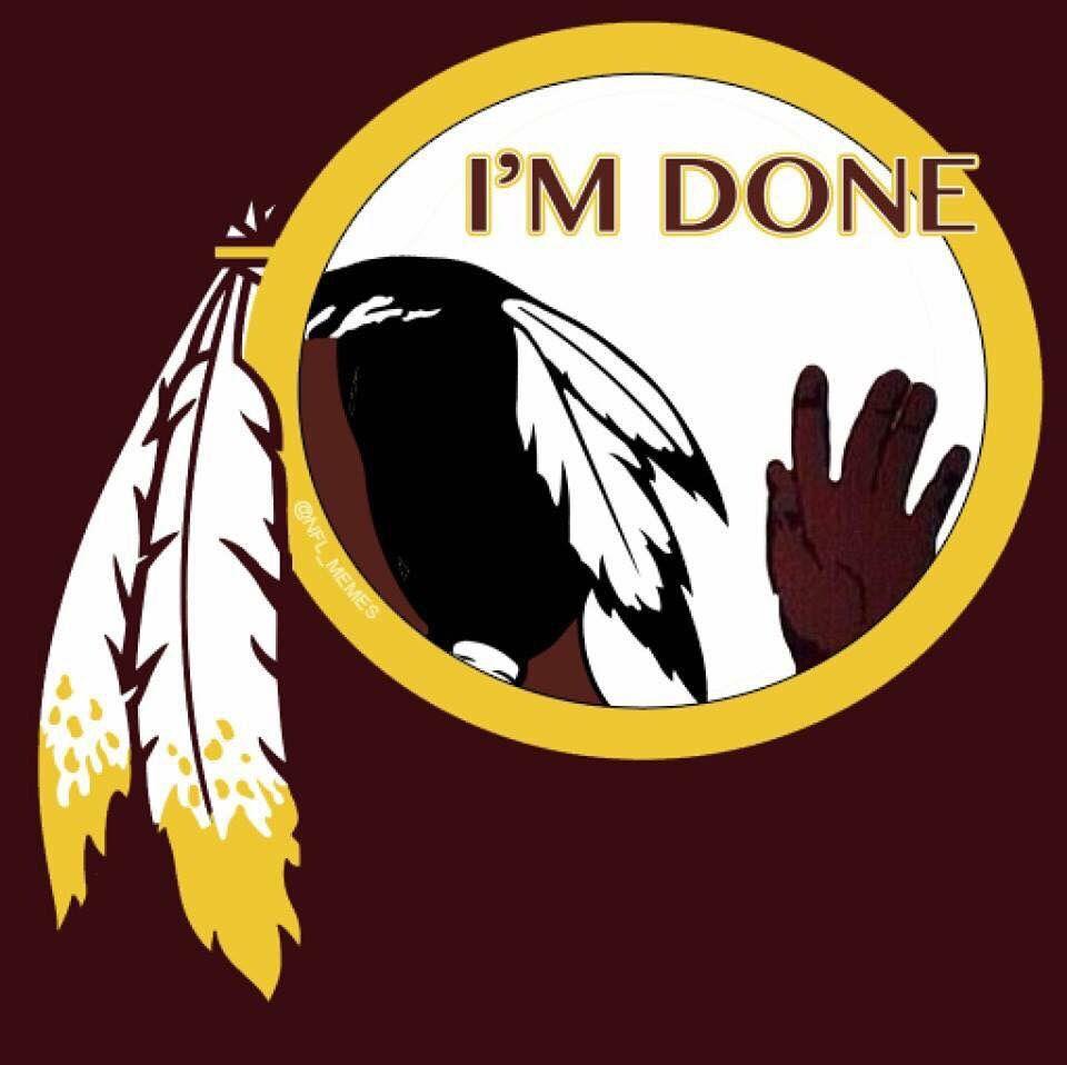 New Washington Redskins Logo 2015.