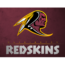Washington Redskins Concept Logo.