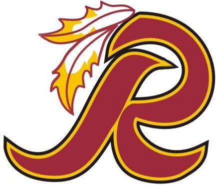 Pics For > Redskins R Logo.