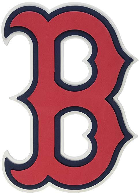 Amazon.com: Foam Fanatics Boston Red Sox Foam B Logo Sign.