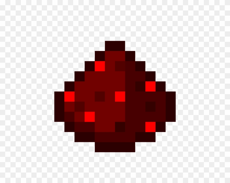Redstone Dust From Minecraft.