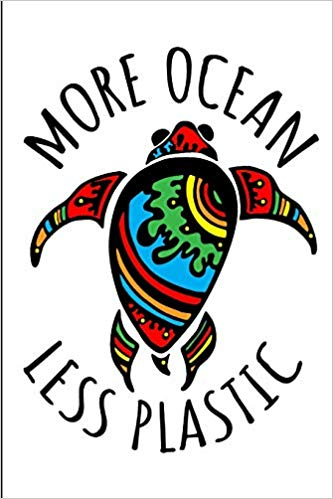 Buy More Ocean Less Plastic: Reduce Your Use Of Plastic.
