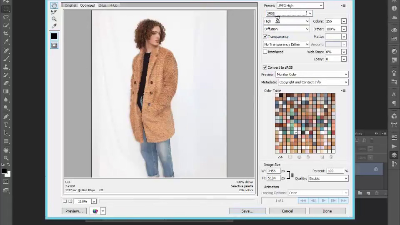 How to Reduce Image File Size without losing quality any Photo JPEG PNG by  Adobe Photoshop.
