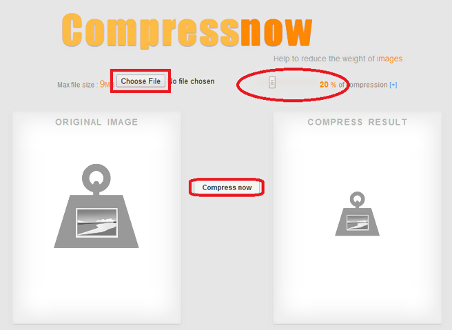Online Image Compressor To 20 kb Without Losing Quality.