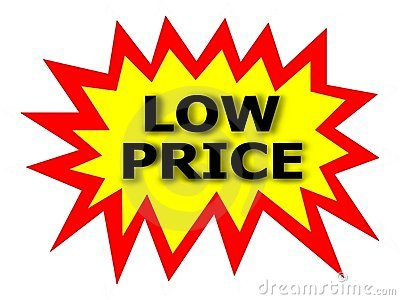 Low Price Clip Art.