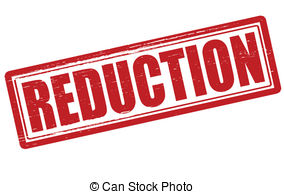 Reduction Clipart.