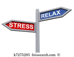 Stress reduction Clip Art and Stock Illustrations. 77 stress.