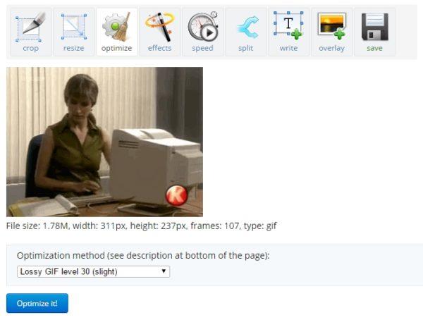 6 outils pour optimiser une image (réduire le poids sans.
