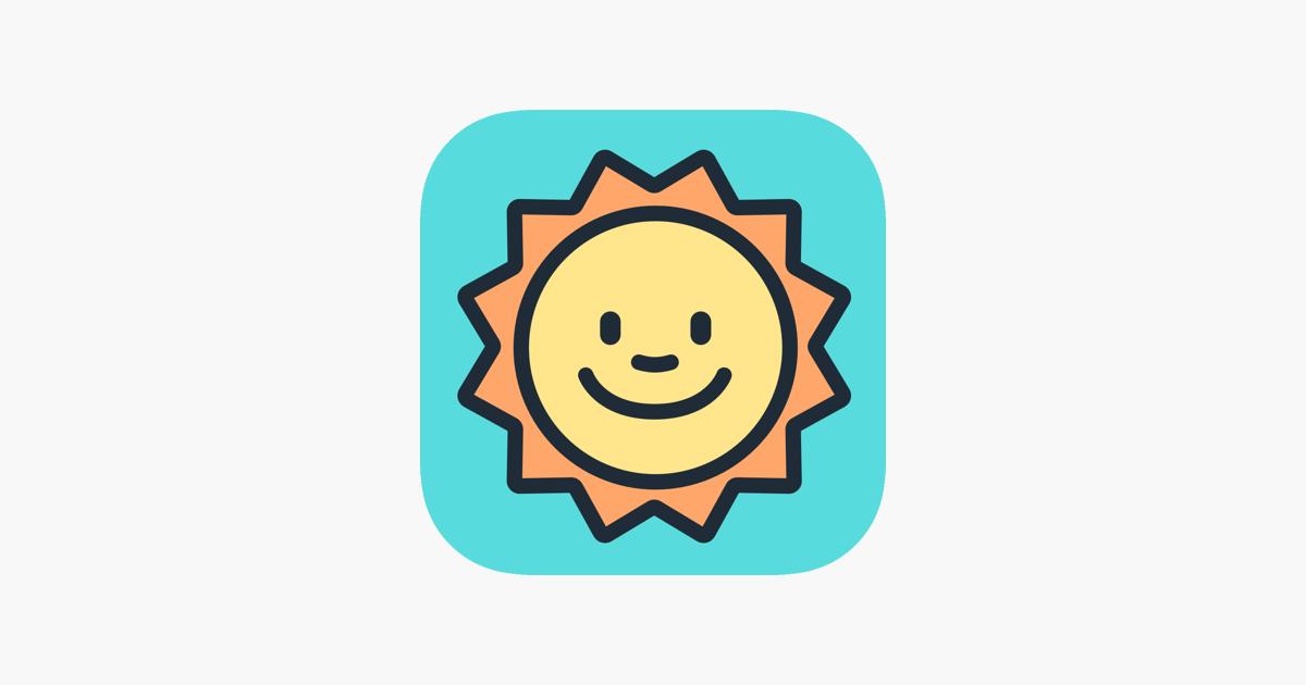 Hello Weather dans l\'App Store.