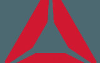 Reebok CrossFit Triangle Logo.