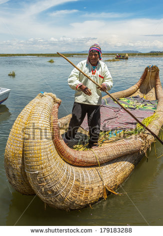 Uros Floating Islands Stock Photos, Images, & Pictures.