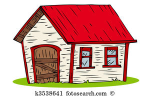 Red roof Clip Art EPS Images. 3,060 red roof clipart vector.