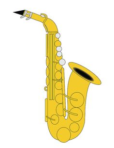 blues music clip art.
