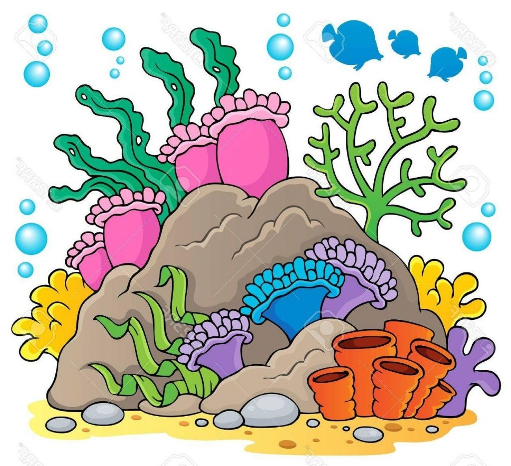 Coral reef clipart Fresh Top 10 Coral Reef Theme Stock.