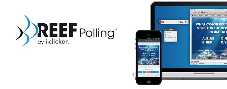 Reef Polling.