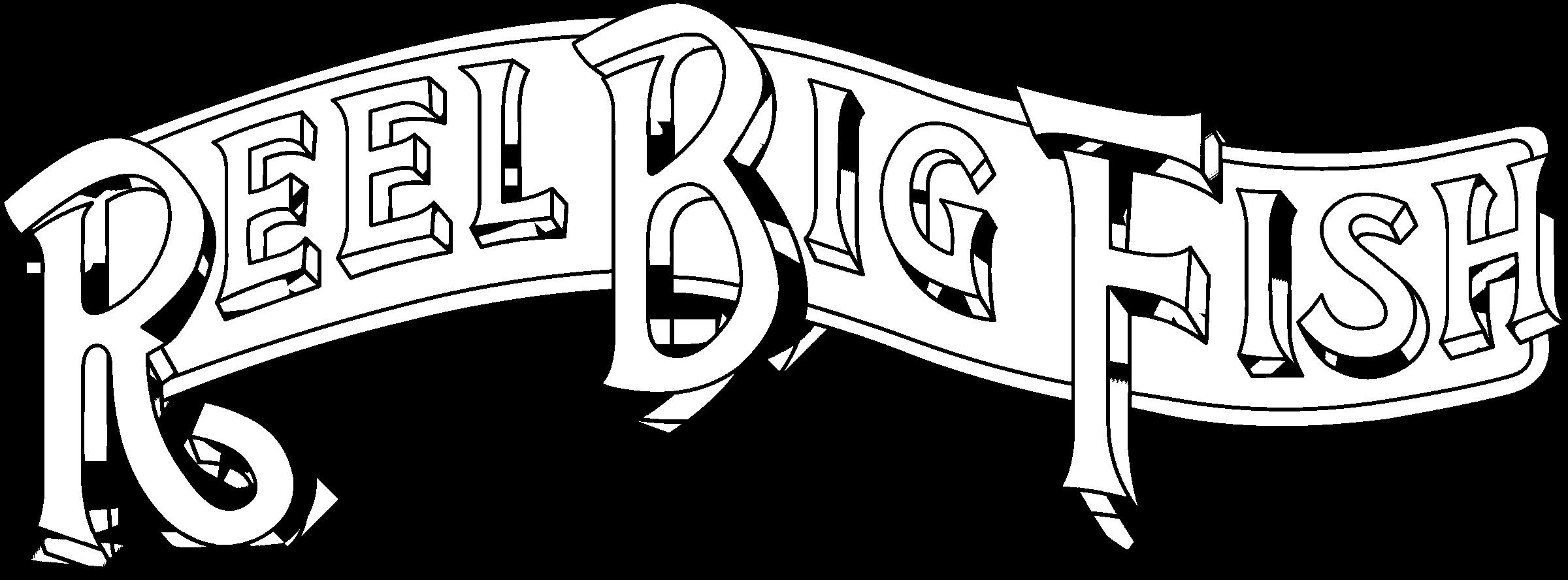Reel Big Fish Logo PNG Transparent & SVG Vector.