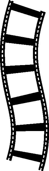 Camera Reel Clipart.