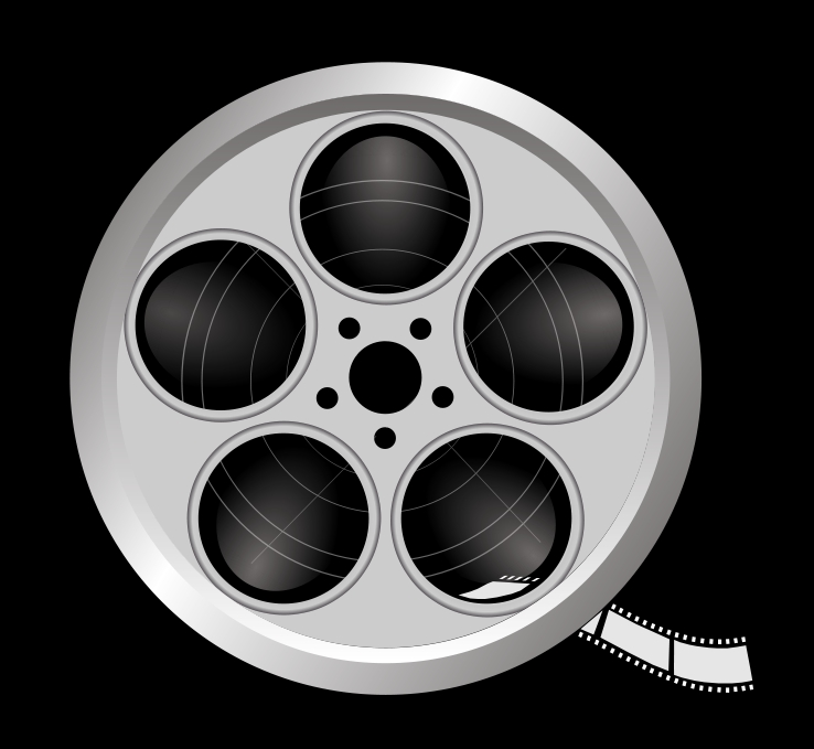 Film Reel Clipart.