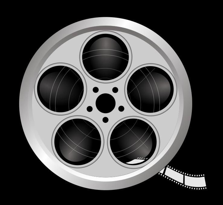 Film Reel Clipart.