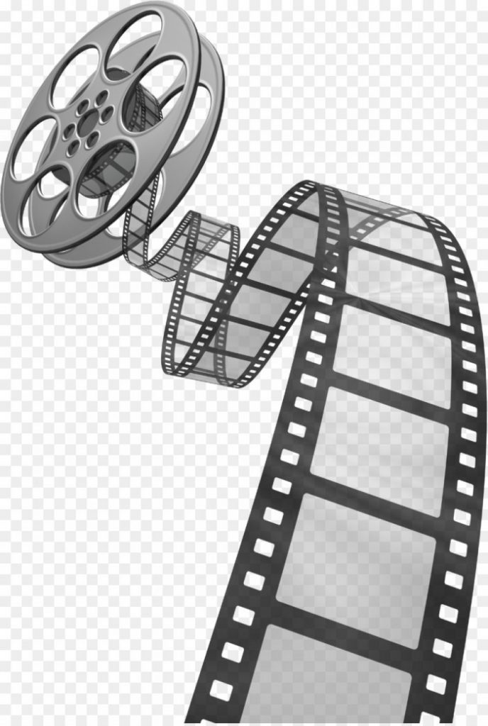 Photographic Film Reel Clip Art Movie Film Movie Reel Png.