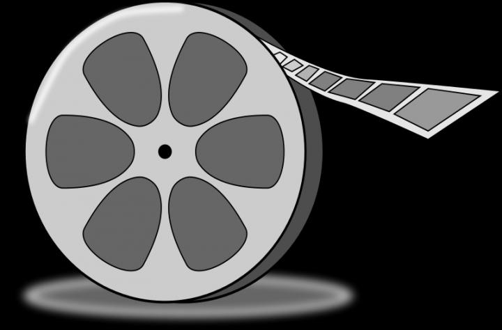 Movie Reel Film Reel Clip Art.