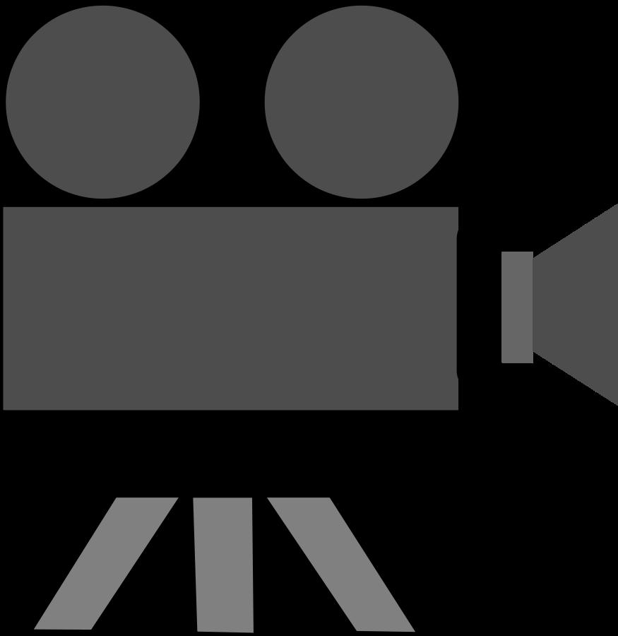Movie reel film reel clipart.