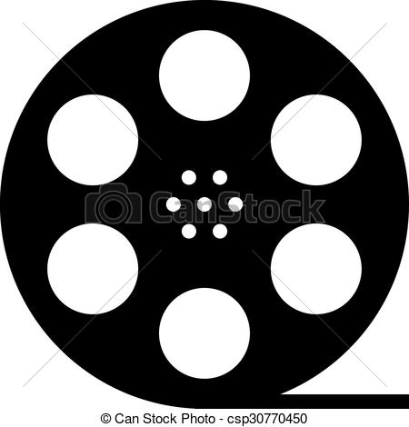 Film Reel Clip Art & Film Reel Clip Art Clip Art Images.
