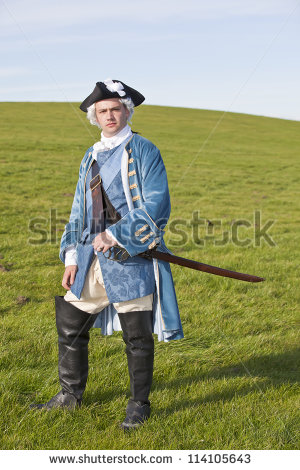 Battle Reenactment Stock Images, Royalty.