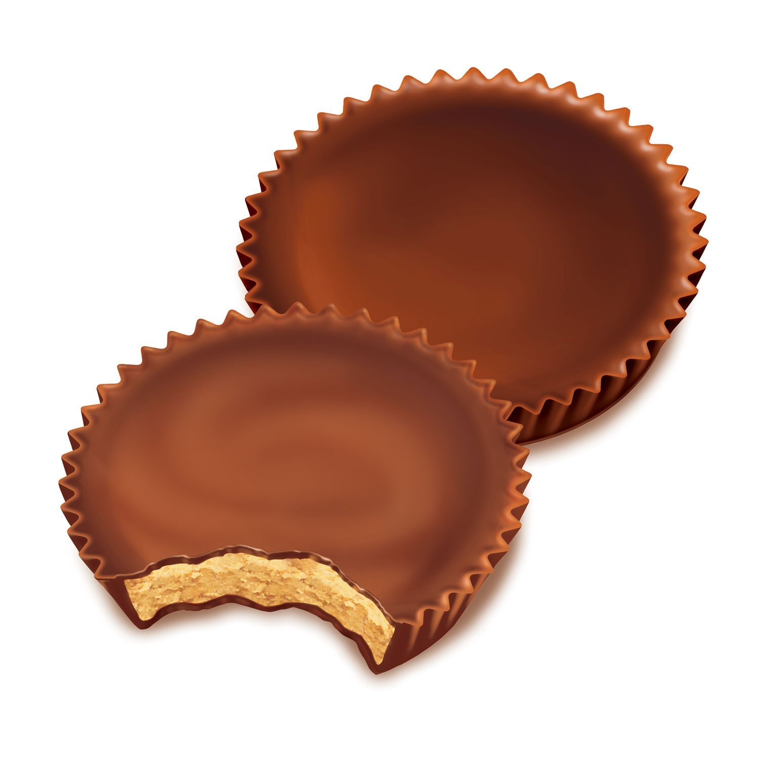 Reese Cup Clipart.