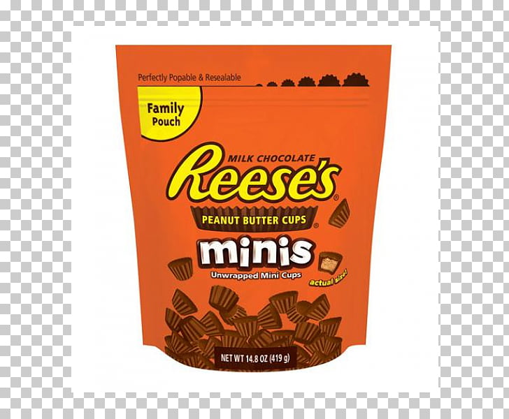 Reese\'s Peanut Butter Cups Reese\'s Pieces Chocolate bar.